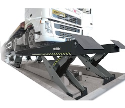 Подъёмник для грузового транспорта