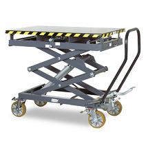 Подъёмный стол для снятия агрегатов